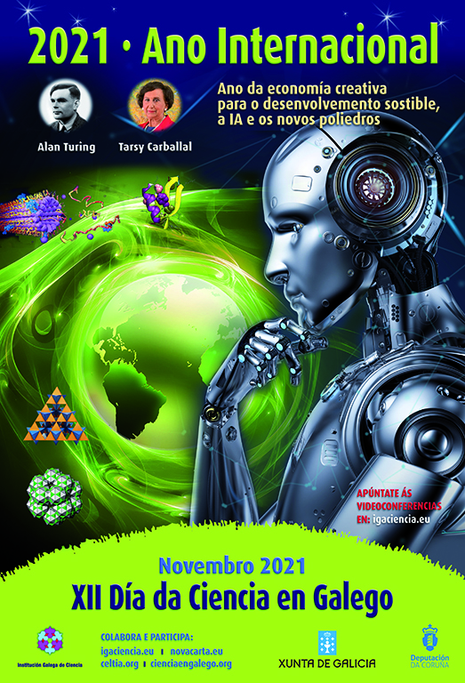 Cartaz do da da ciencia 2021